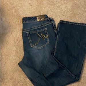 Bootcut Maurices Jeans